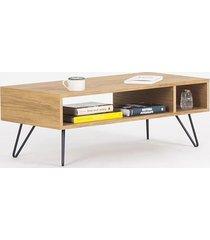 industrialny stolik kawowy, stolik nowoczesny