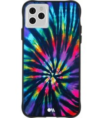 case-mate iphone 11 pro max tie-dye case