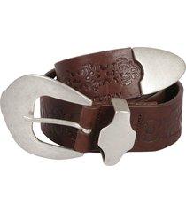 magda butrym classic buckled belt