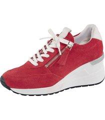 skor naturläufer röd