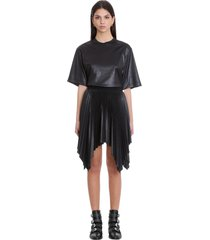 givenchy dress in black polyester