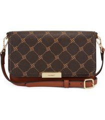 nine west kennedy crossbody wallet