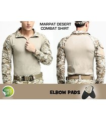 usmc marine marpat desert aor1 gen3 g3 combat shirt military tactical airsoft us