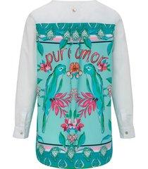 blouse van lieblingsstück multicolour