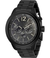 reloj black invicta aviator 28899 - yakaim