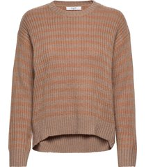aiko pullover gebreide trui bruin lovechild 1979