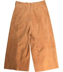 alberta ferretti 3/4-length shorts
