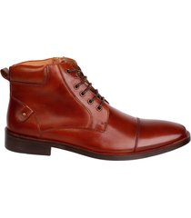 botin marron hush puppies hombre hp110011627-041-390