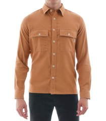 ps by paul smith - camel a20683-64 shirt