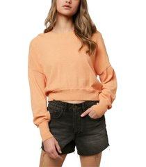 o'neill juniors' shoreward drop-shoulder sweater