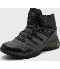 zapatilla m hedgehog fastpack ii mid wp gris the north face