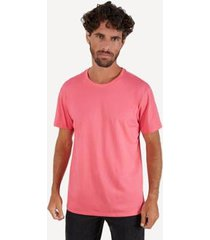 t-shirt pima colors gola careca oficina - masculino