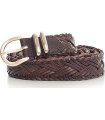 eleventy belt 2,5 cm w/nichel buckle
