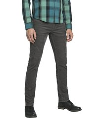 pme legend ptr197122 9114 nightflight jeans colored corduroy grijs