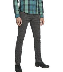 pme legend ptr197122 9114 nightflight jeans colored corduroy grijs