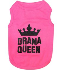 parisian pet drama queen dog t-shirt