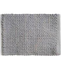 dywanik łazienkowy ripi szary 50x75 cm