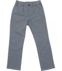 pantalon escolar azul maui and sons