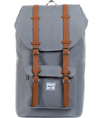 men's herschel supply co. little america backpack - grey