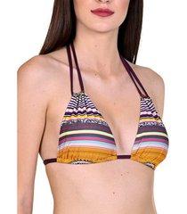 bikini lisca beugel driehoekig topje zonder beugel multi-positie freetown