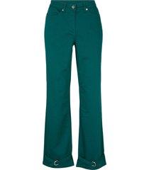 pantaloni superstretch con listino regolabile (verde) - bpc bonprix collection