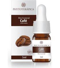 óleo essencial de café phytoterápica 5ml
