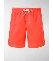 msgm msgm x sundek swim shorts