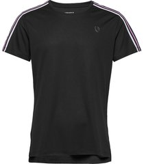 tee tomlin tomlin t-shirts short-sleeved svart björn borg