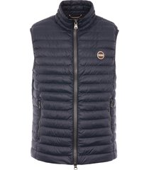 colmar navy lightweight padded floid gilet 1278r-68