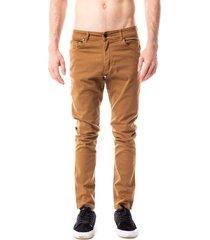 pantalón marrón o´neill logan