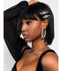 akira snake set hair clip