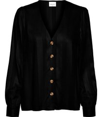 overhemd v-hals