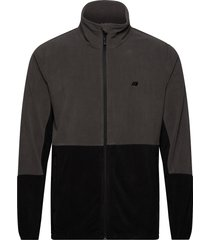 kleivane microfleece jacket sweat-shirts & hoodies fleeces & midlayers grå skogstad