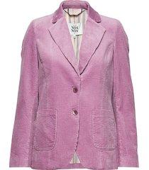 jacket blazer colbert roze noa noa