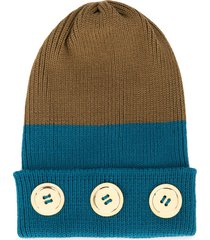 0711 meribel beanie - brown