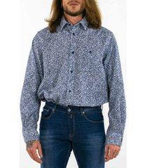 shirt met dierenprint