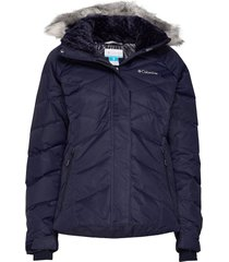 lay d down ii jacket outerwear sport jackets blå columbia