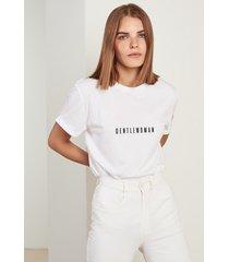t-shirt gentlewoman