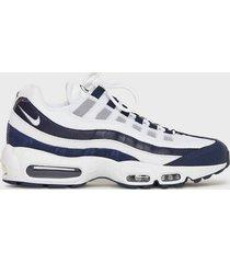 nike sportswear nike air max 95 essential sneakers navy/white