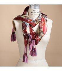 marita silk scarf