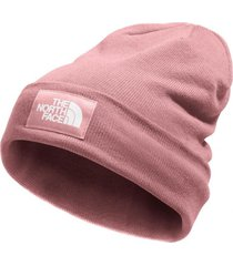 gorro dock worker recycled rosa the north face