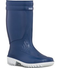 botas machita azul croydon