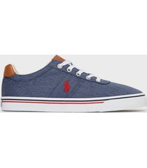 polo ralph lauren hanford sneakers sneakers navy