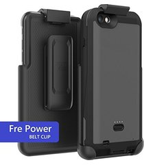 encased belt clip holster for lifeproof fre power case (iphone 6) (case not incl