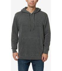 men's phil pullover fleece t-shirt