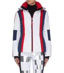 'palmares' colourblock ski jacket