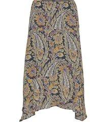 skirt short woven fa knälång kjol multi/mönstrad gerry weber