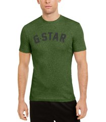 g-star raw men's arced logo t-shirt, created for macy's