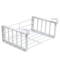 organizador de armario, prateleiras, escritorio, cestex pequeno 9x23,5x18cm