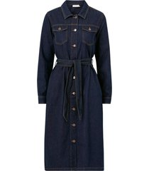 jeansklänning kabrit denim dress